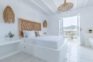 Skopelos Deluxe studio sea view first floor