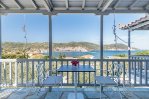 Skopelos Deluxe suite sea view topfloor